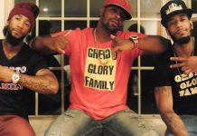 Ghetto Glory Family - Hundred Bands (Review)