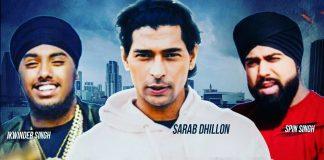 Sarab dhillon - GLOCK