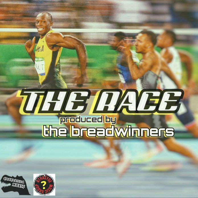 Tony Grands - The Race