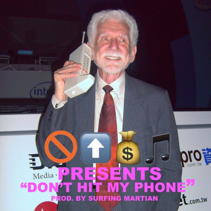Nick O - Don't Hit My Phone prod. By Surfing Martian