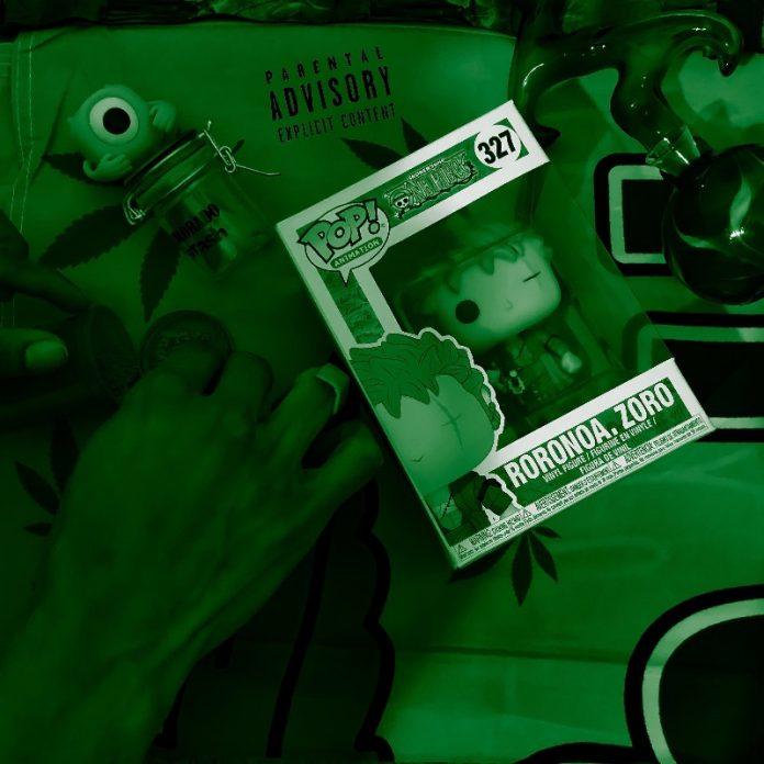 K.B. - Green (Feat. Chris K.)