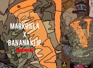 Markgliea - Banana Klip Remix (Review)