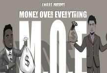 DON PERRY FT CLEVA CRISS - M.O.E (MONEY OVER EVERYTHING)