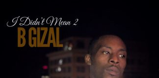 B.Gizal - I Didn't Mean 2