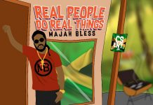 Majah Bless - Real People Do Real Things