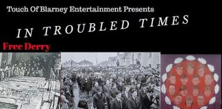 Touch of Blarney Music - In Troubled Times