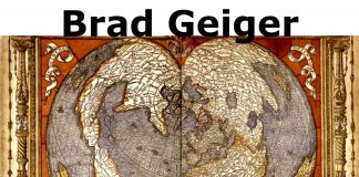 Brad Geiger - Tom Rawling's Old Ladies Peep Show