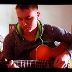 "Jesse Scarbro - ""Whenever we're alone"" Brantley Gilbert (Cover)"