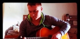"""Jesse Scarbro - """"Whenever we're alone"""" Brantley Gilbert (Cover)"""