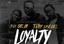 Kd $alsa x Tray Diesel - Loyalty