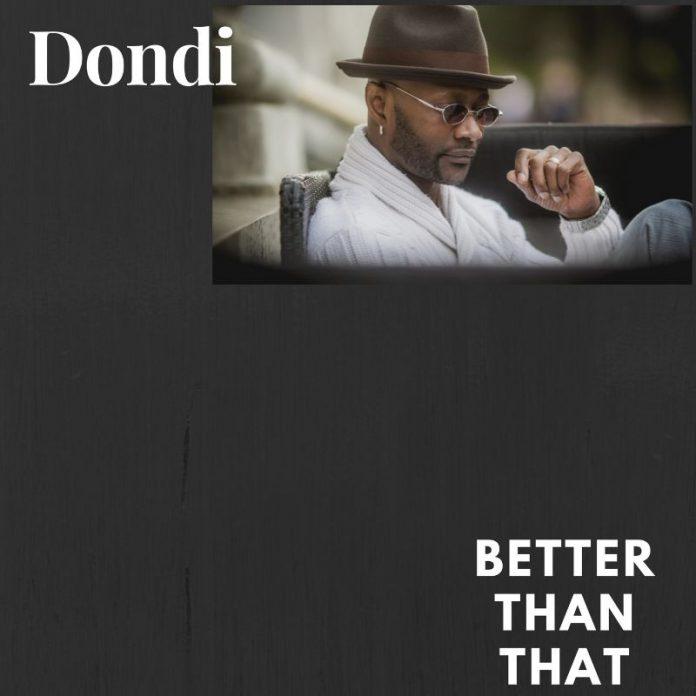 Dondi - Better than that