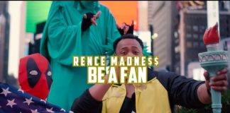 Rence Madne$ - Be A Fan Prod. By Cxdy