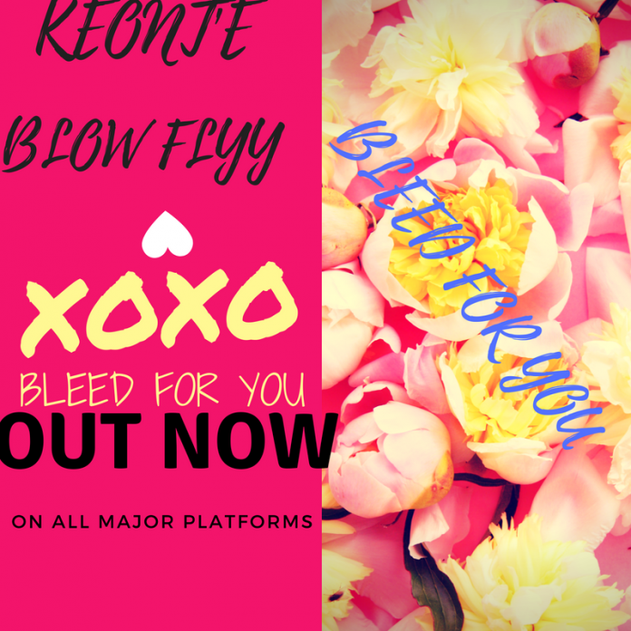 BLOW_FLYY featuring Keonte Beals - Bleed 4 You