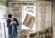 Jiggley Jones - Not Your Typical Day Out