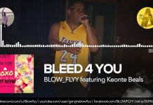 BLOW_FLYY Feat Keonte Beals - BLEED 4 YOU