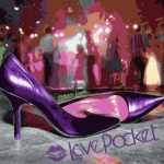 Love Pocket - Stiletto Heels