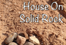 House On Solid Rock - Built Upon The Sand (Review)