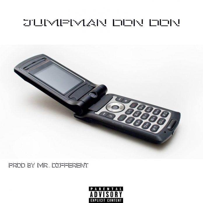 Jumpman Don Don - Flip Phone
