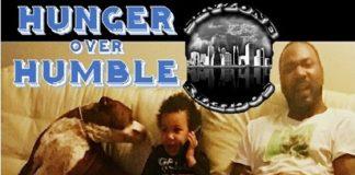 Big V - Hunger Over Humble Mixtape (Review)