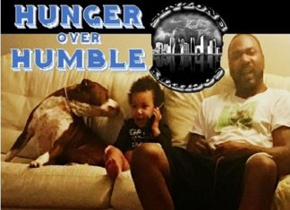 Big V - Hunger Over Humble Mixtape (Review)