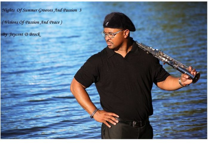 Jaycent D Brock - Summer Peace and Love (Review)