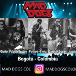 MAD DOGS - Live Revolution Bar