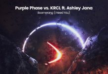 Purple Phase vs. KRCL - Boomerang' (I Need You)