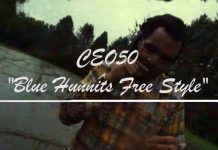 CEO50 - Blue Hunnits Freestyle