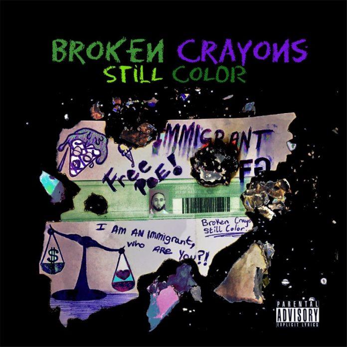 Poe Hussle - Broken Crayons Still Color