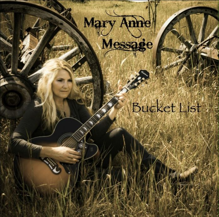Mary Anne Message - Bucket List