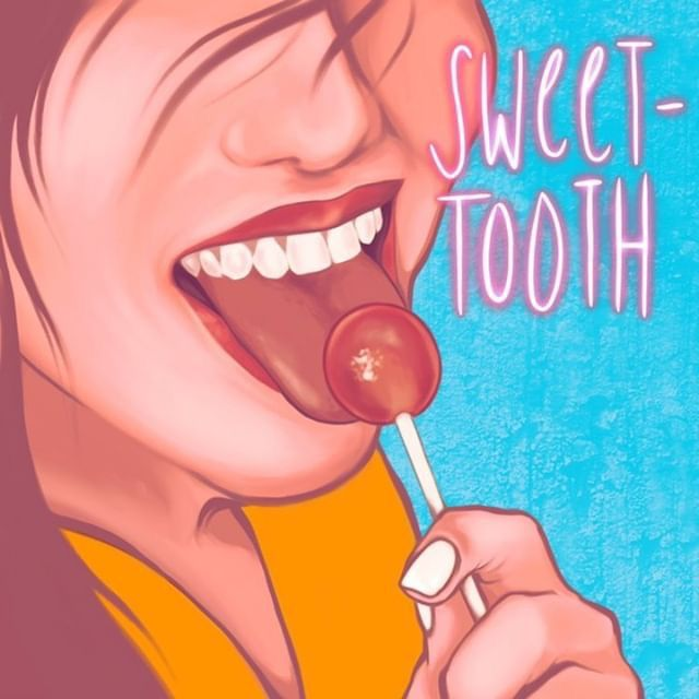 Azahar - Sweet Tooth