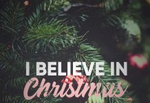 Stevie and the Snowflakes - I Believe In Christmas
