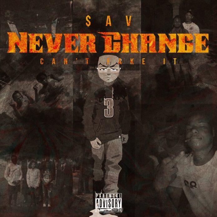 $aV - Never Change (Can't Fake It)