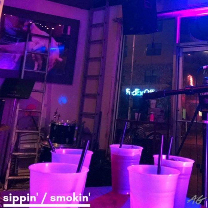 Andrew Gray - Sippin' / Smokin'