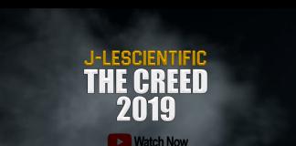 J-LeScientific - The Creed 2019