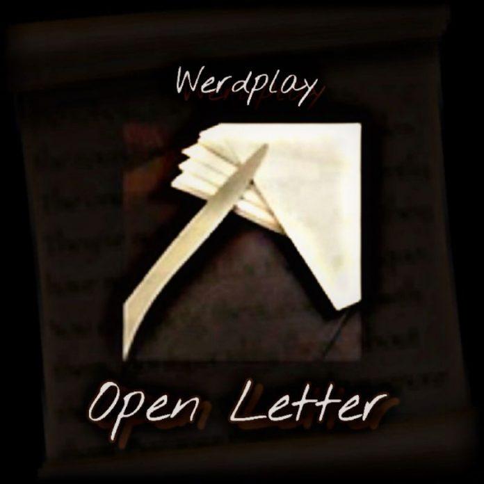 Werdplay - Open Letter