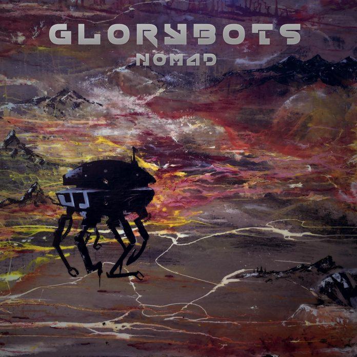 Jalal Andre a.k.a Glorybots - Nomad