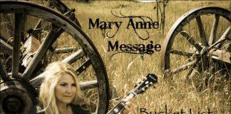 Mary Anne Message - Bucket List