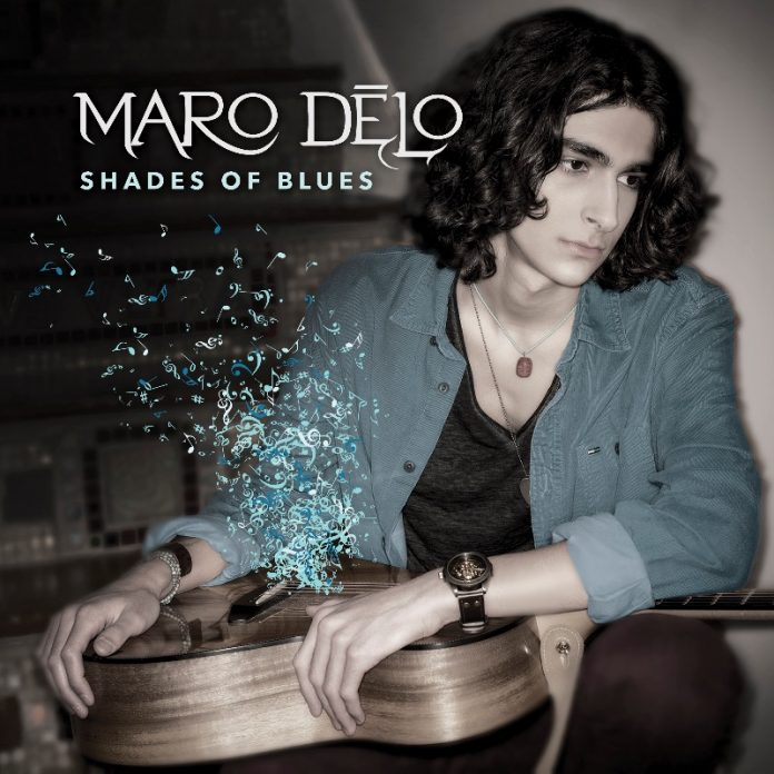 Maro DeLo - Shades of Blues (Review)