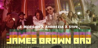 J. Morgan, Andrezia and Stife - James Brown Bad
