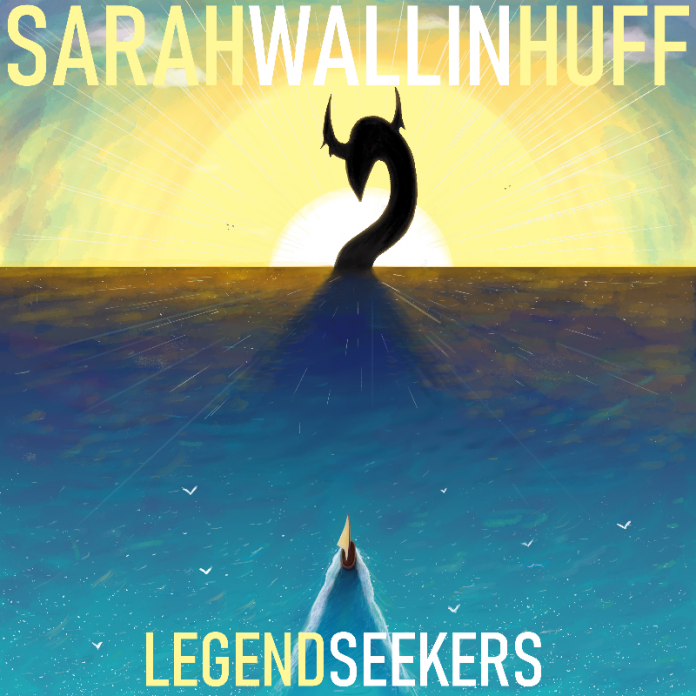 Sarah Wallin Huff - Legend Seekers (Review)