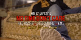 J-LeScientific - No Time Don't Care