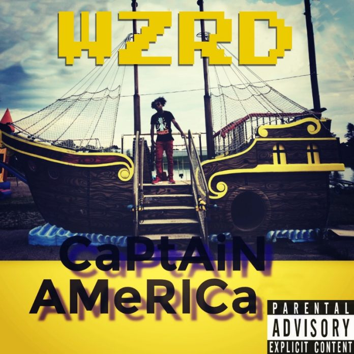WZRD x King B - CaPtAiN America