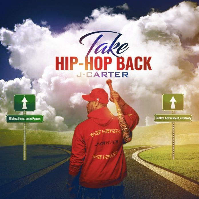 J-Carter - Take Hip-Hop Back