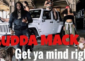 Budda Mack Ft. Philthy Rich - Get Ya Mind Right