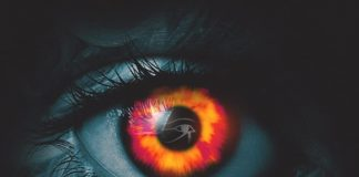 Jason Lyricz - Evil Eyes