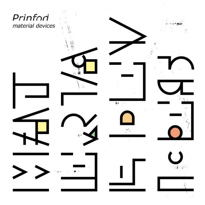 Prinfod - Material Devices