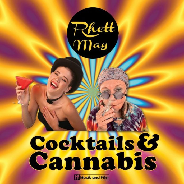 Rhett May - Cocktails and Cannabis