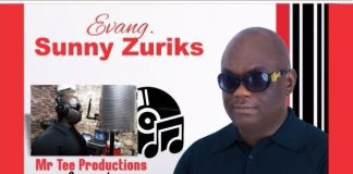 Sunny Zuriks - Breakthrough