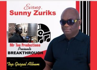 Sunny Zuriks - Breakthrough